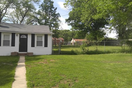 1Bed/Bath; Free Parking & Close to Metro to D.C. - Suitland-Silver Hill - Hus