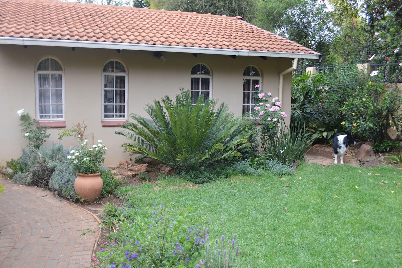 House entrance area