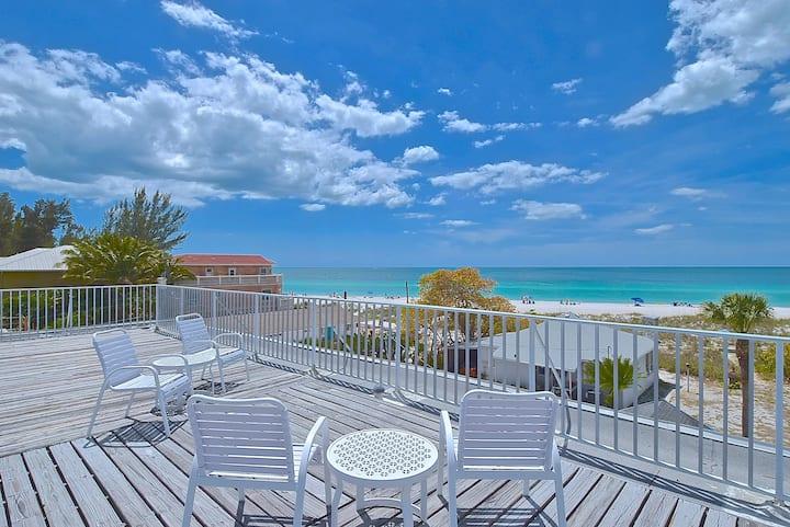 Anna Maria Beach View Condo