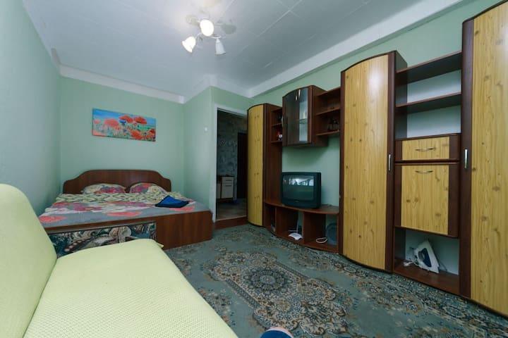 Квартира на Левобережной