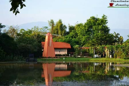 Eastbourne cottage - Mueang Kaeo - Stuga