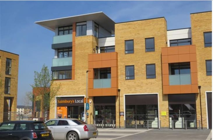 Apartment near Cranfield & Open Universities