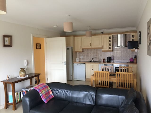 Galway Apartment Close to Sea and City