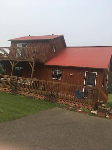 Riley Brook Cottage