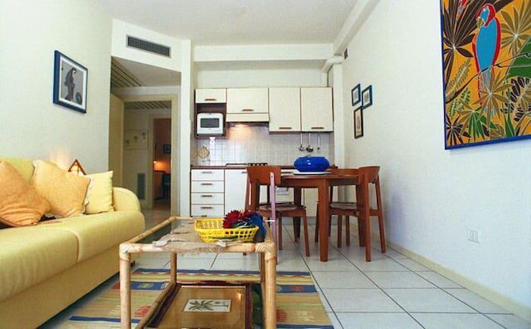 Splendido appartamento sul mare
