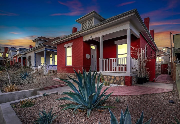 Historic Home in the Heart of El Paso