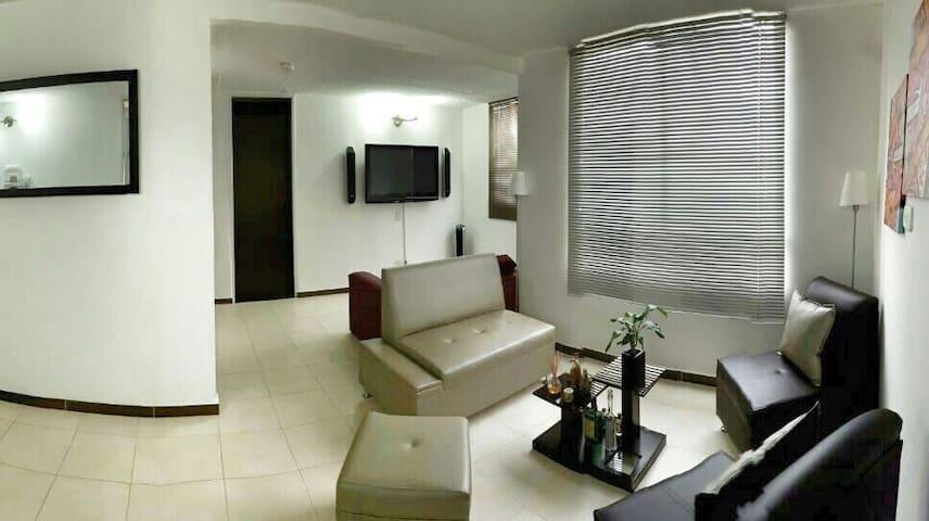 Apartamento moderno en el Quindio