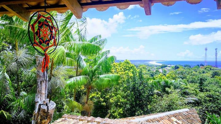 Casa Natura Itacare Suite Pontal Vista Mar