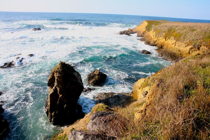 Two Blocks from The Ocean❤ - Fort Bragg - Apartamento