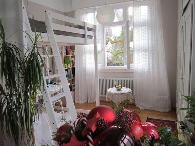 Apartament unter´m Birnbaum.