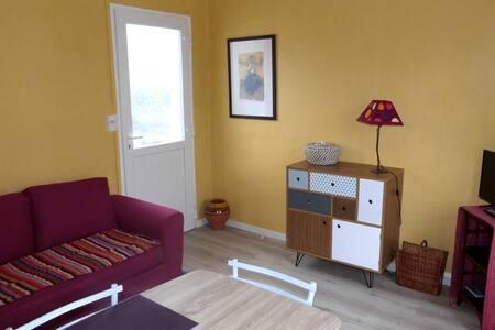 Un appartement paisible et lumineux à Bagnères