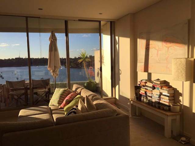 Peaceful apartment with stunning view - Chiswick - Daire