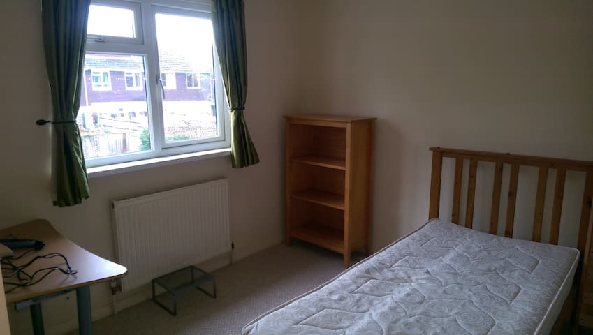 nice double room - Oxford - Wohnung