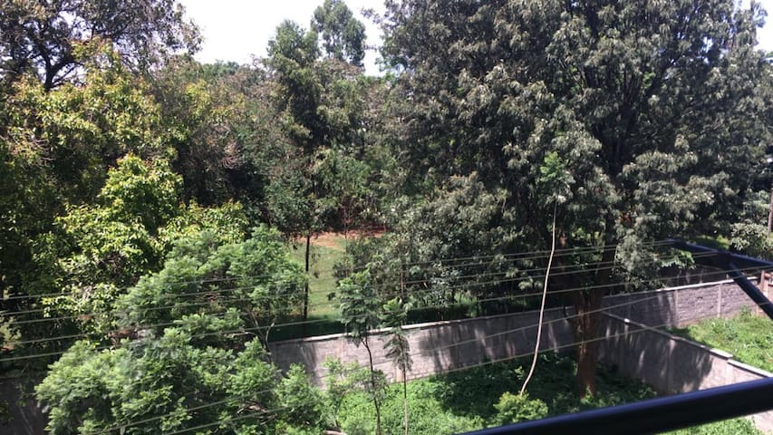 Cosy 2bedroom furnished westlands Apartment