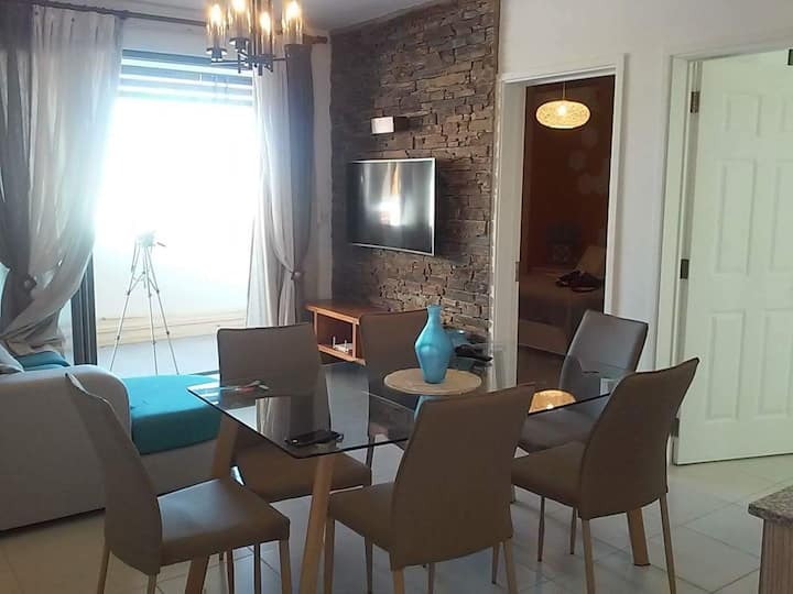 New fully equipped apartment & extra dressing room