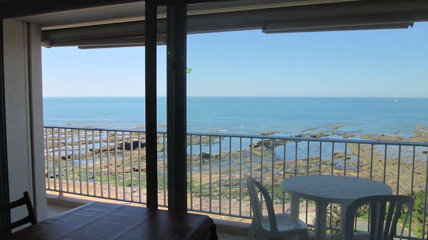 T2 vue sur mer + park clos privé - Les Sables-d'Olonne - Wohnung