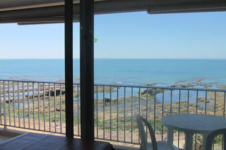 T2 vue sur mer + park clos privé - Les Sables-d'Olonne - Apartamento
