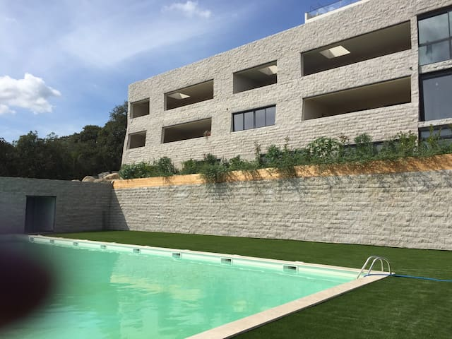 Grand T2 neuf Proche du port et du centre - Porto-Vecchio - Wohnung