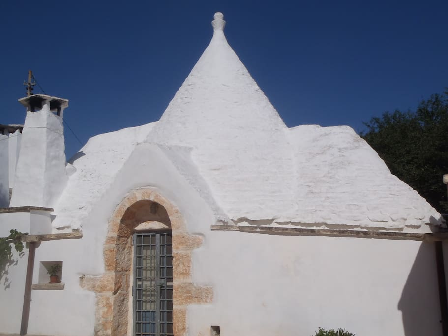 Rest in your own private Trullo