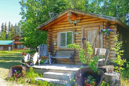 Riverfront Cozy Miner's Cabin