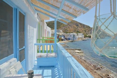 house on the beach klima