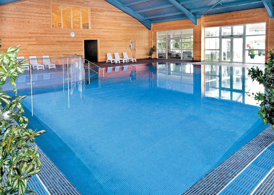 Cottage Shared Pool Gym Spa Newquay Beach 6 Miles In White Cross England United Kingdom