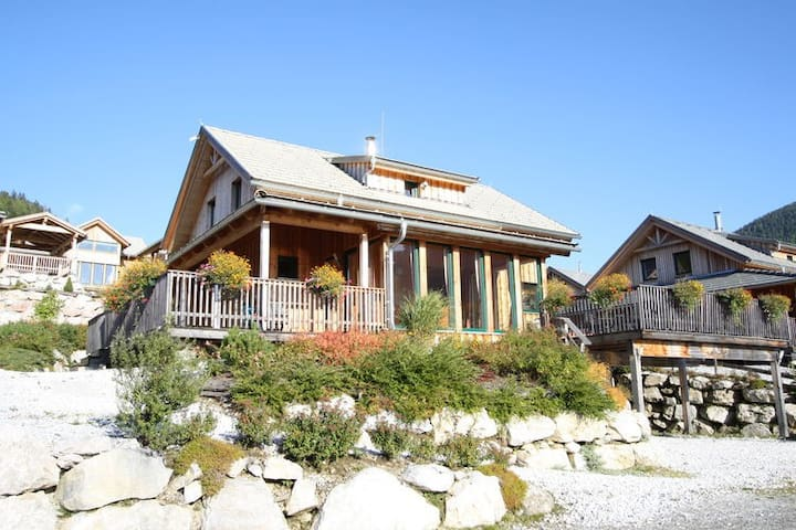 10 pers luxury chalet with wellness in Hohentauern - Hohentauern - Chalet