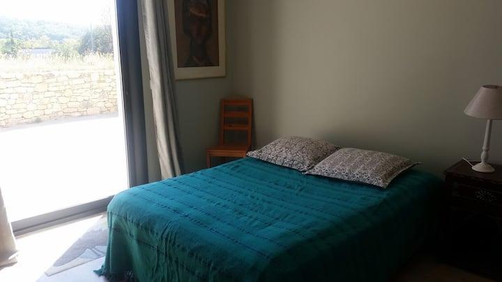 Chambre privée en Drôme Provençale proche de l'A7