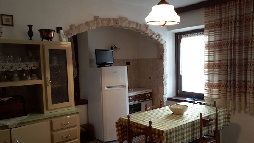 Apartment in the hearth of Auronzo. - Auronzo di Cadore - Apartemen