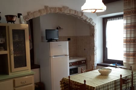 Apartment in the hearth of Auronzo. - Leilighet