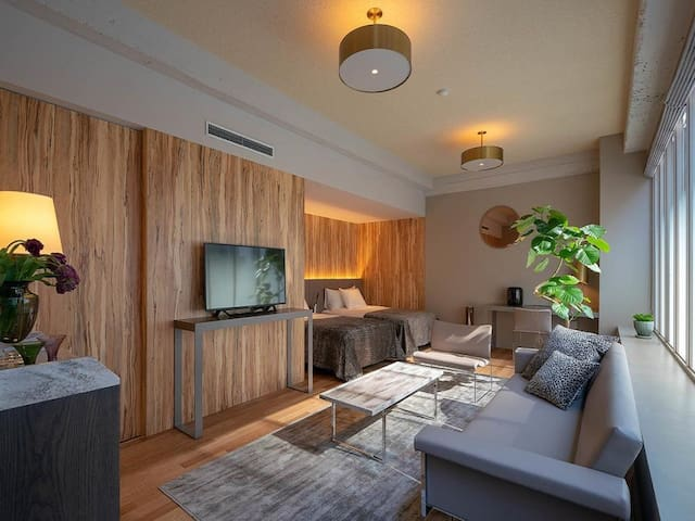 THE BOLY OSAKA One-Bedroom Suite