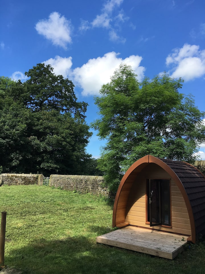 Wyresdale Park Camping Pod 2