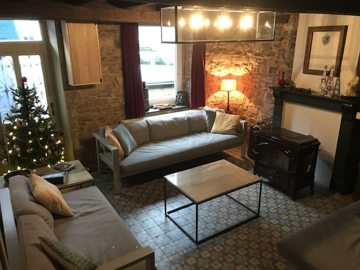 Holiday Home Maison Alfred Soussigne