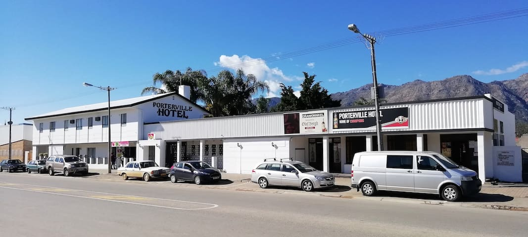 Your value for money stay in Porterville