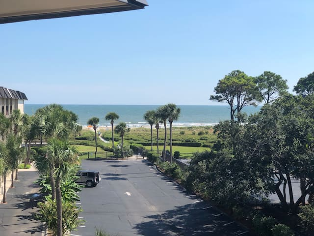 Beach Views, Hilton Head Beach Condo