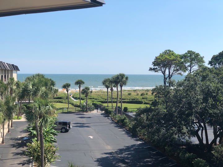 Beach Views, Hilton Head Beach Condo