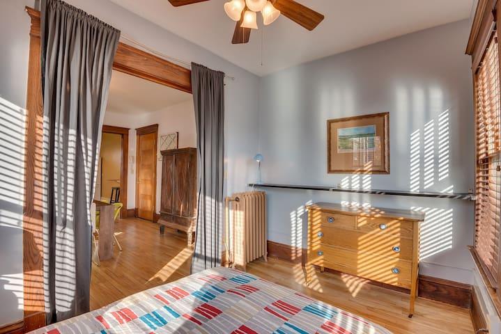 Smaller Bedroom Full Bed