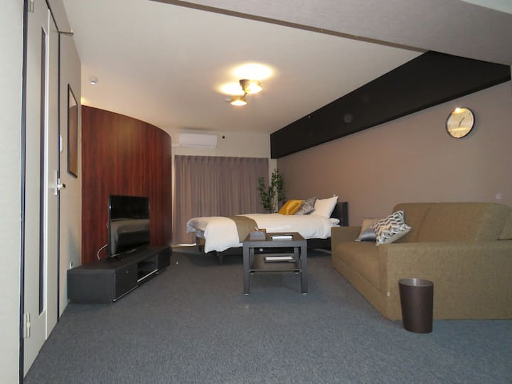 (K504)Hakata st 8min-walk★Best Location/Free WiFi