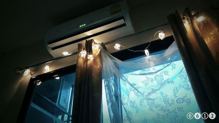 "Cozy home ""The Teak Bangna"""