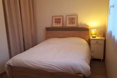 Chambre agréable et confortable - Hus