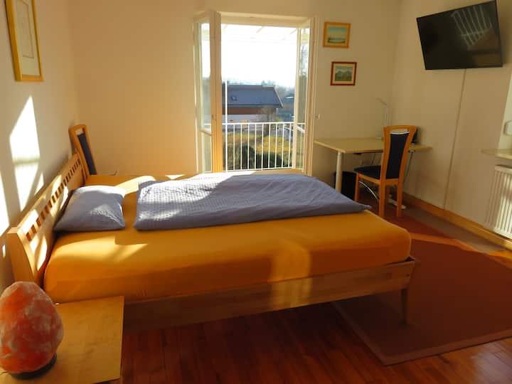 günstiges Zimmer in Starnberg (südlich v. München)