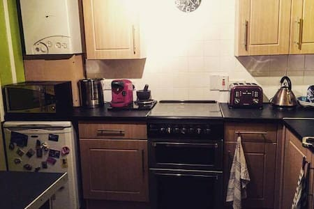 Lovely double bedroom near the city centre - Glasgow
