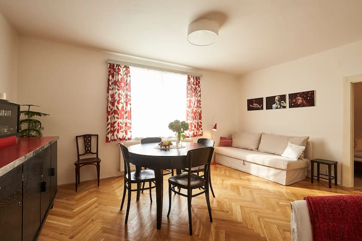 Lovely Apt with Garden & Forest - Liberec