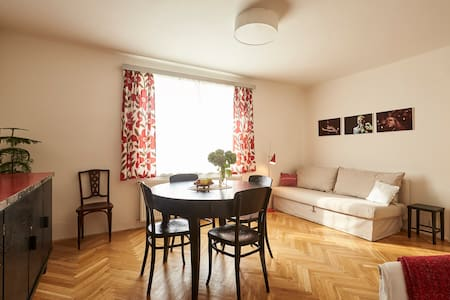 Lovely Apt with Garden & Forest - Liberec - Apartamento