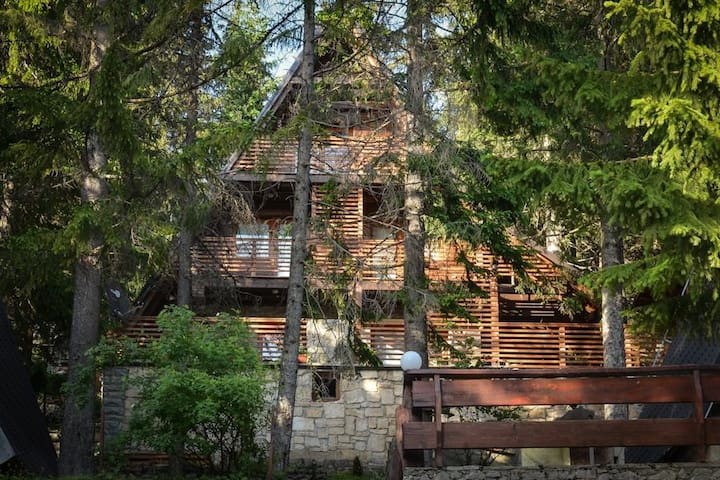 Vlasic Cabin
