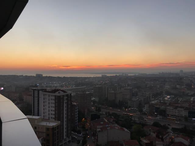 Cozy Residence life in Istanbul/kadikoy