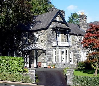 Mary's Court Apartment - Betws-y-Coed - Huoneisto