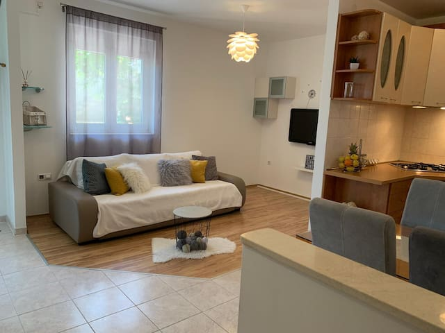 "Spacious great apartment  near the"" Mall of Split"""