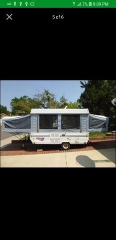 Fun camper!