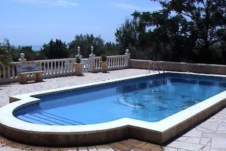 Beautiful 5 Bedroom Villa Costa Dorada with Pool - L'Ampolla - Huvila